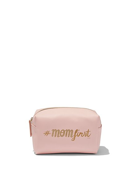 """Mom First"" Cosmetic Case  - New York & Company"