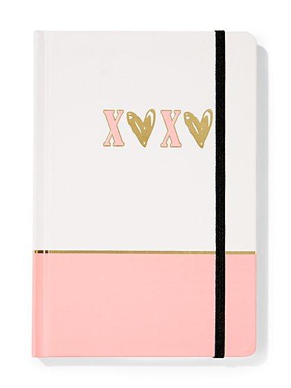 """XOXO"" Journal - New York & Company"