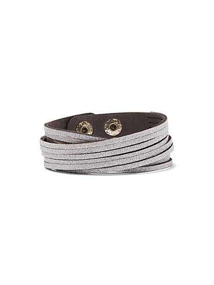 5-Row Wrap Bracelet  - New York & Company