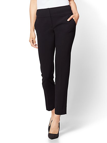 7th Avenue Pant - Ankle - Modern - Double Stretch - New York & Company