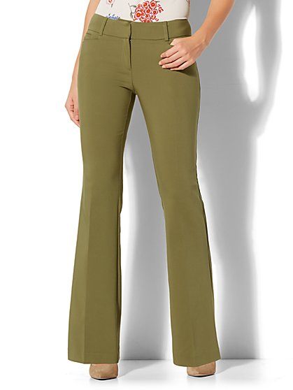 7th Avenue Pant - Bootcut - Modern - All-Season Stretch - Tall - New York & Company