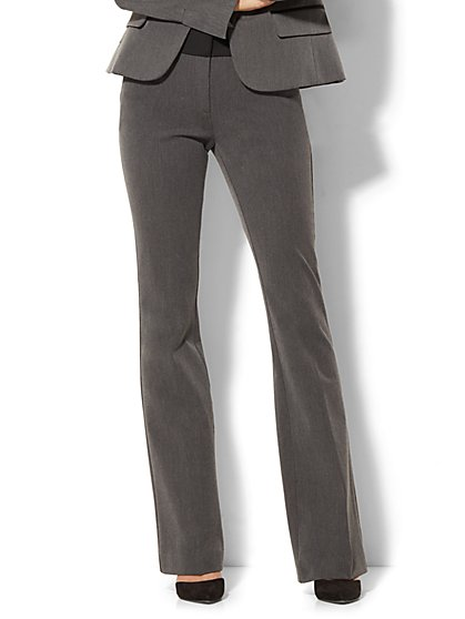 7th Avenue Pant - Bootcut - Modern - SuperStretch - Tall   - New York & Company