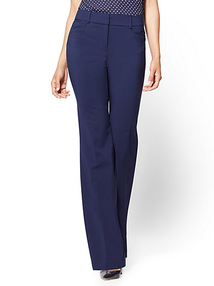 7th Avenue Pant - Bootcut - Signature - All-Season Stretch - Petite - New York & Company