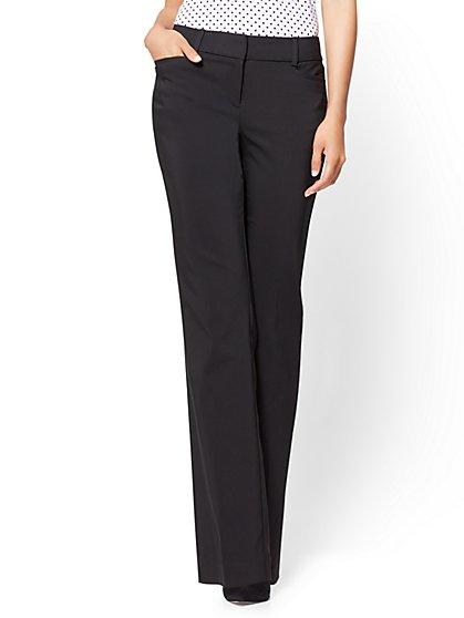 7th Avenue Pant - Bootcut - Signature - All-Season Stretch - Tall - New York & Company