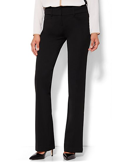 7th Avenue Pant - Bootcut - Signature - SuperStretch - Petite - New York & Company