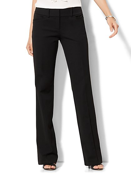 7th Avenue Pant - Bootcut - Signature - SuperStretch - Tall - New York & Company