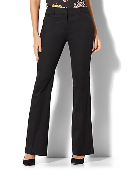 7th Avenue Pant - Bootcut - Signature - Tall - New York & Company