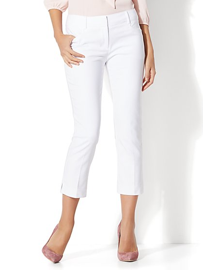 Crop Pants for Women | New York & Company | Free Shipping*