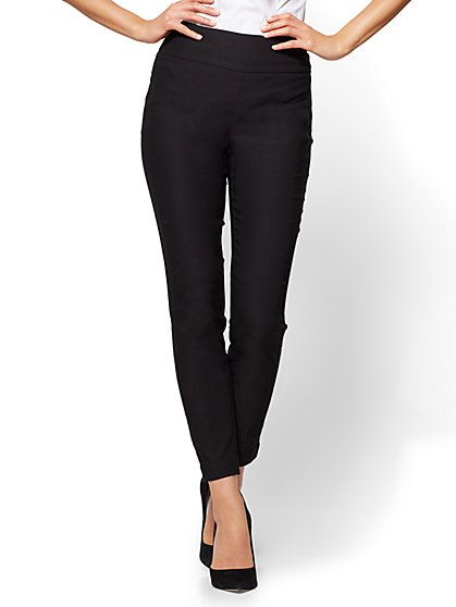 7th Avenue Pant - High-Waist Pull-On Ankle - Ultra Stretch - Tall - New York & Company