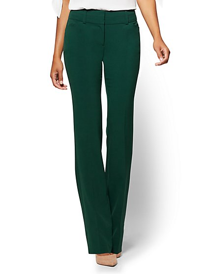 7th Avenue Pant - Modern - Barely Bootcut - New York & Company