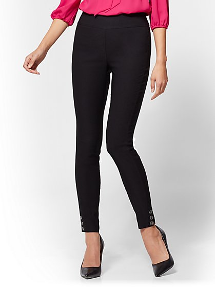 7th Avenue Pant - Pull-On Ankle Legging - New York & Company