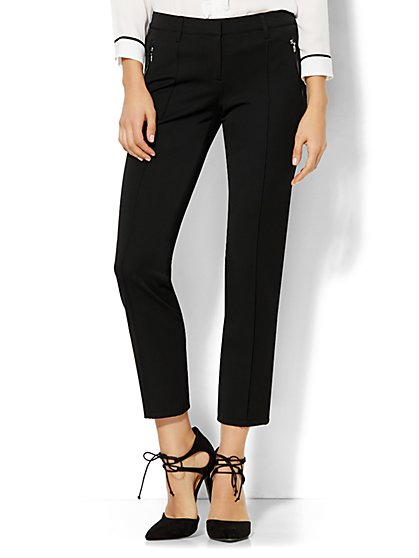 7th Avenue Pant - Slim Ankle - Runway - SuperStretch - New York & Company