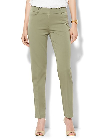 7th Avenue Pant - Slim Ankle - SuperStretch - New York & Company
