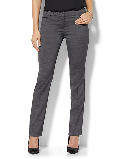 7th Avenue Pant - Slim-Leg - Signature - New York & Company
