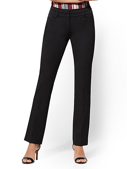 Straight Leg Pants for Women | NY&C | Free Shipping*