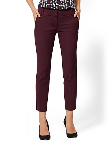7th Avenue Pant - Tall Ankle - Modern - New York & Company