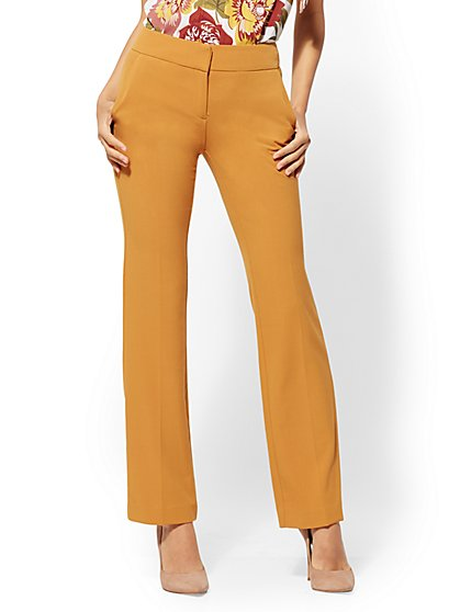 7th Avenue Pant - Tall Straight Leg - Signature - New York & Company