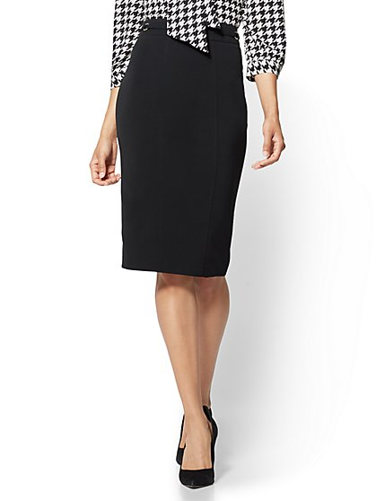 7th Avenue - Pencil Skirt - Modern - Double Stretch - New York & Company