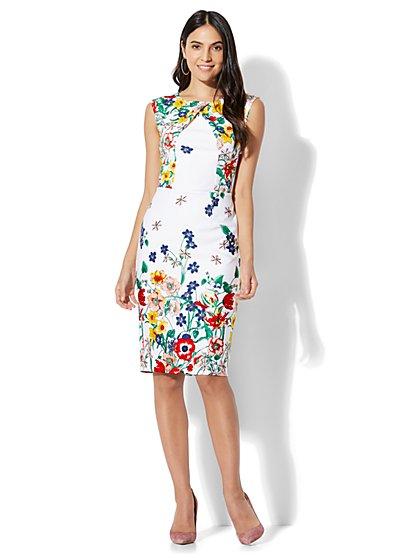 7th Avenue - Sheath Dress - New York & Company