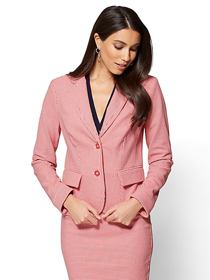 7th Avenue Two-Button Jacket - New York & Company