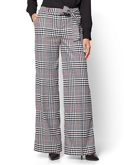 7th Avenue Wide-Leg Pant - Petite  - New York & Company
