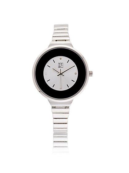 Accordion-Link Watch  - New York & Company