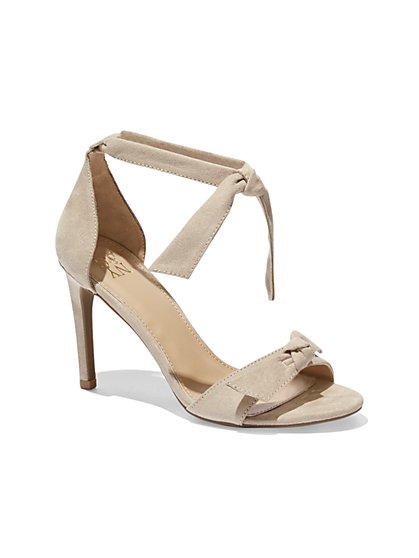 Ankle-Tie Sandal  - New York & Company