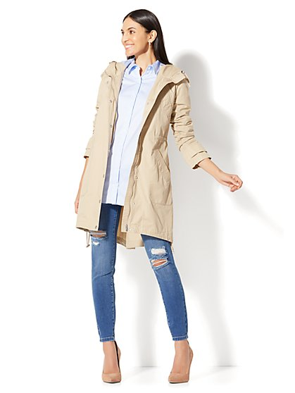 Anorak Jacket - New York & Company
