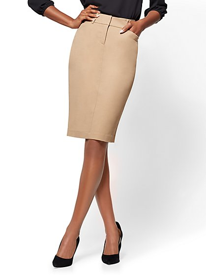 Audrey Pencil Skirt - New York & Company