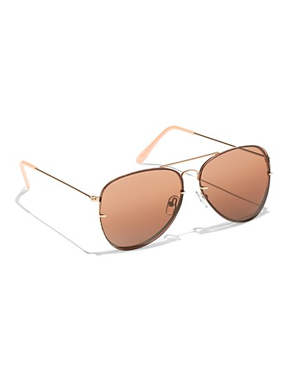 Aviator Sunglasses  - New York & Company
