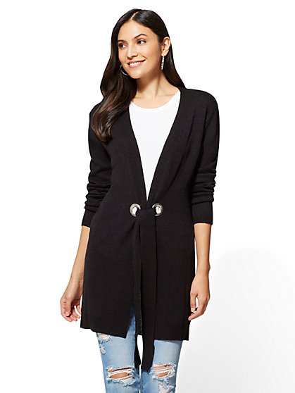 Belted Cardigan - New York & Company