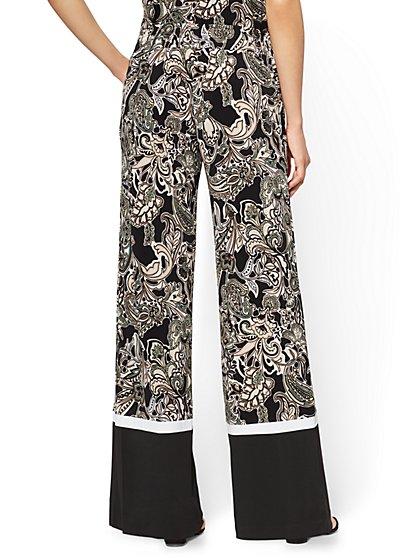 Wide Leg Pants for Women | Loose Fit Pants | NY&C