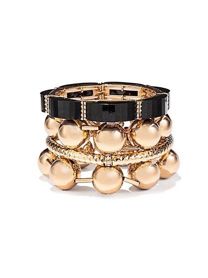 Bubble Stretch Bracelet  - New York & Company
