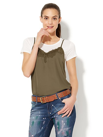 Camisole Twofer - New York & Company