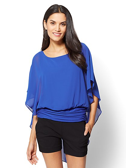 Cape Blouse - New York & Company
