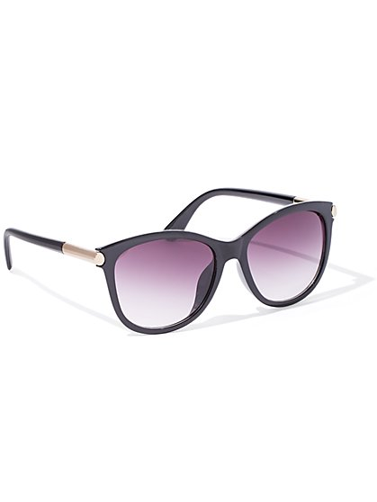 Cat-Eye Sunglasses - New York & Company