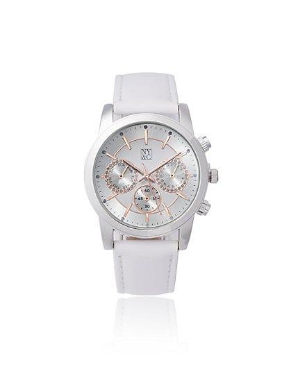 Chronograph Watch - New York & Company