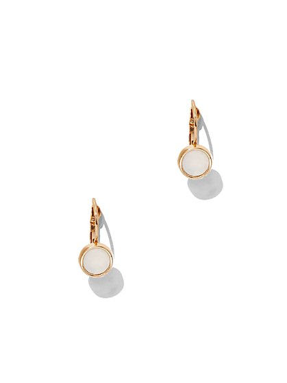 Circular Drop Earring  - New York & Company