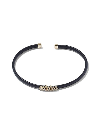 Coil Choker Necklace  - New York & Company