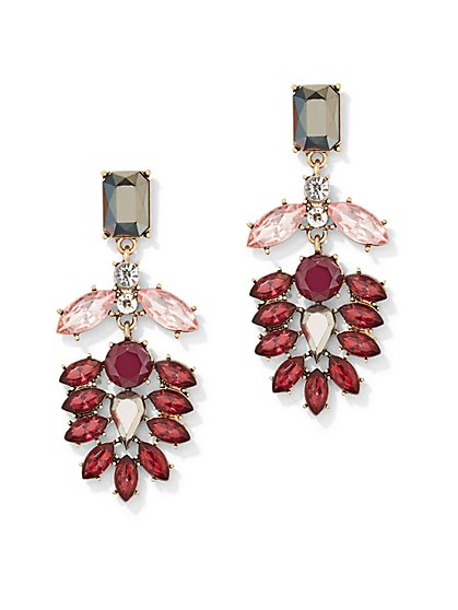 Colorful Drop Earring - New York & Company