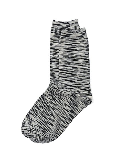 Crew Sock - Ombre Marled  - New York & Company