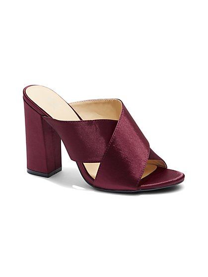 Criss-Cross Mule - New York & Company