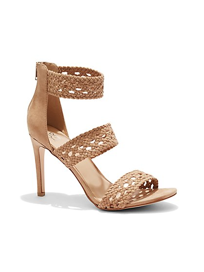 Crochet Stiletto Sandal  - New York & Company