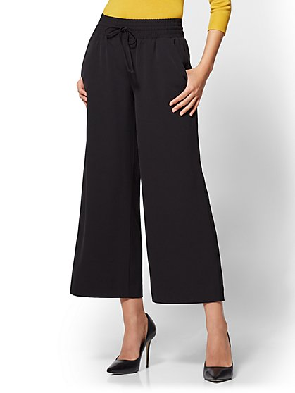 Crop Wide-Leg Pant - New York & Company