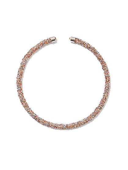 Crystalline Choker - New York & Company