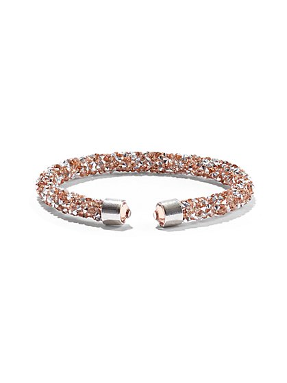 Crystalline Cuff Bracelet - New York & Company