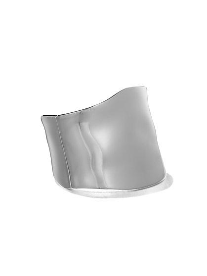 Curved Cuff Bracelet - New York & Company