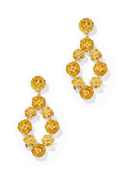 Dazzling Drop Earring - New York & Company