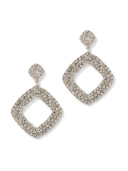 Dazzling Drop Earring - New York & Company