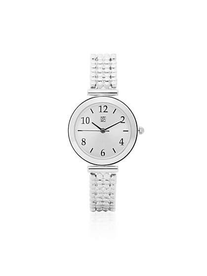 Dotted Link Watch  - New York & Company
